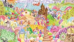 Literature Wonderland